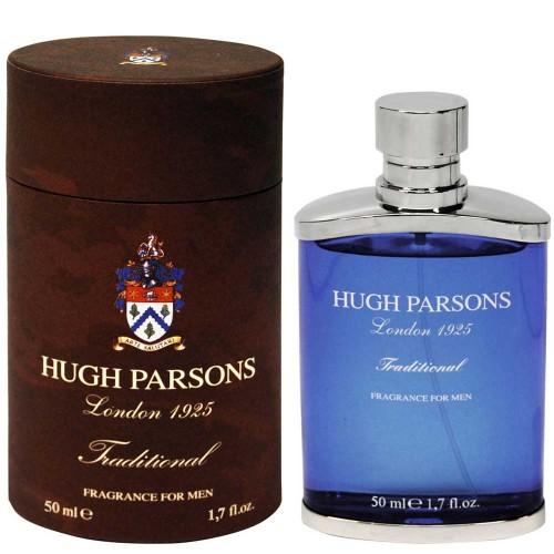 Hugh Parsons Traditional EdP Natural Spray 50 ml