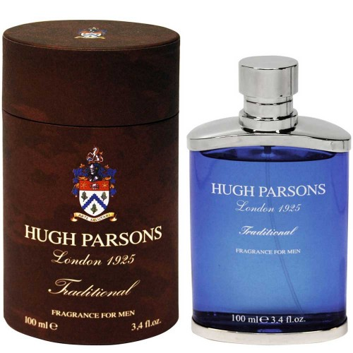 Hugh Parsons Traditional EdP Natural Spray 100 ml