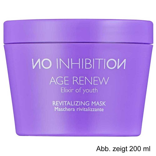 No Inhibition Age Renew Revitalizing Mask 1000 ml