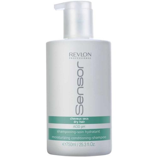 Revlon Sensor Moisturizing Shampoo 750ml