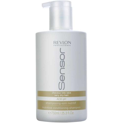 Revlon Sensor Nutritive Shampoo 750ml