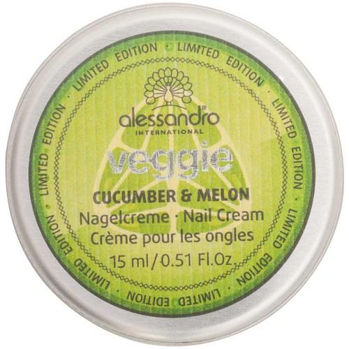 alessandro International Nagelcreme Veggie Gurke / Melone 15 ml