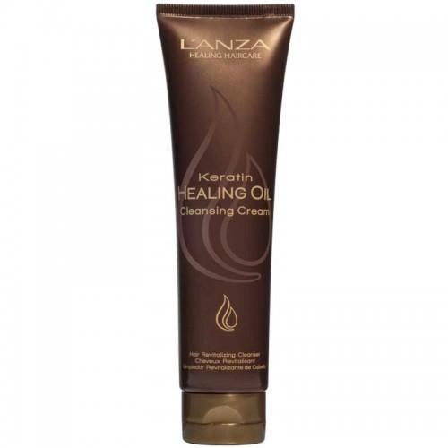 Lanza Keratin Healing Oil Cleansing Cream 100 ml