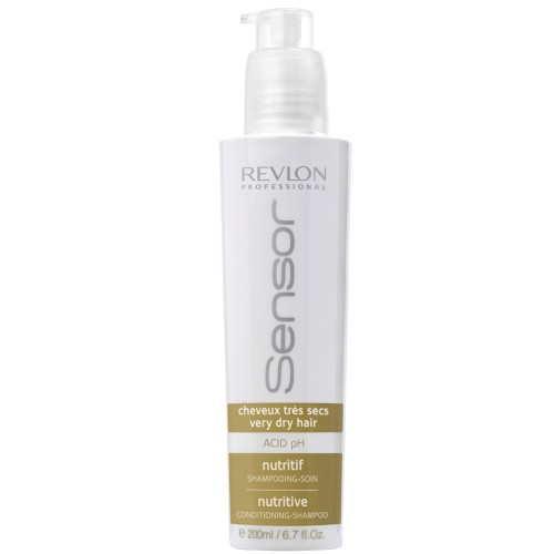 Revlon Sensor Nutritive Shampoo 200 ml