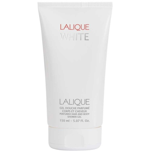 Lalique White Hair & Body Shower Gel 150 ml