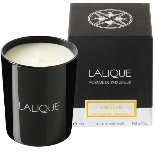 Lalique Vanille - Acapulco Candle 190 g