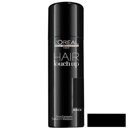 L'oreal HAIR TOUCH UP Schwarz 75 ml