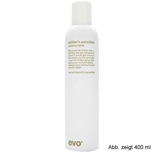 Evo Builder's Paradise Working Spray 100 ml