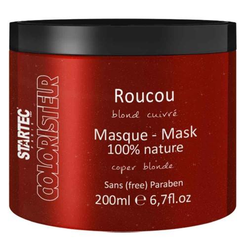 Startec Coloristeur Roucou Farbkur 200 ml