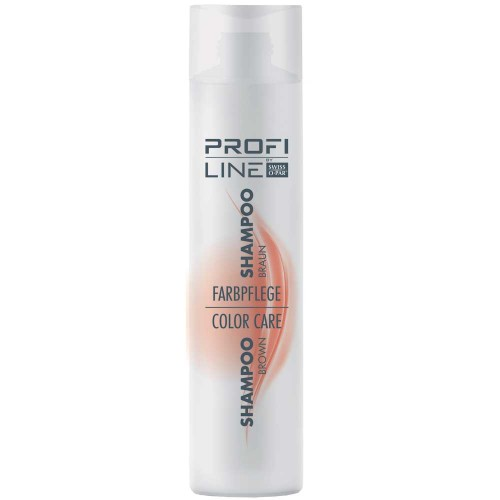 Profiline Farbpflege Shampoo Braun 300 ml