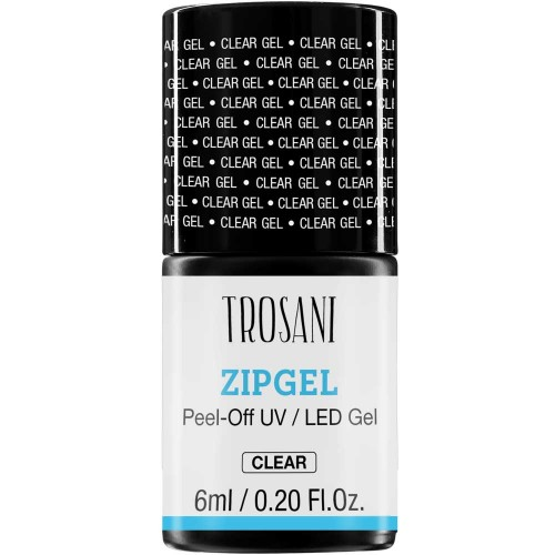Trosani Zipgel Peel off UV wiederablösbares Gel 6 ml