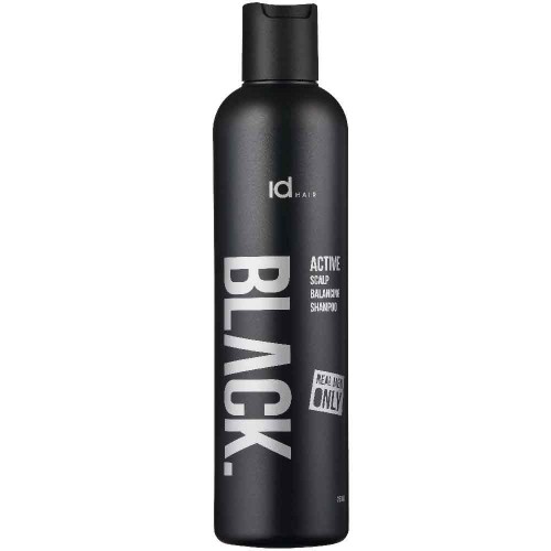 ID Hair Black for Men Active Scalp Balancing Shampoo 250 ml