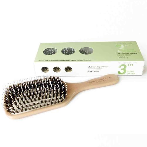 Michael van Clarke Paddle Brush