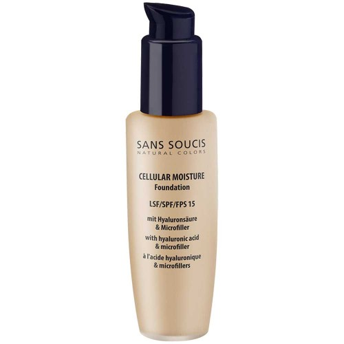 Sans Soucis Cellular Moisture Foundation 20 Honey Beige 30 ml