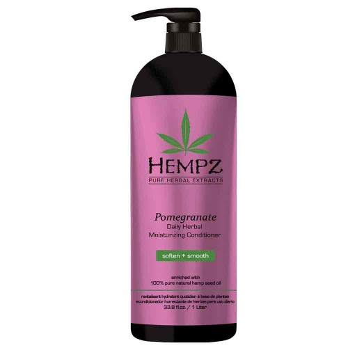 Hempz Pomegranate Daily Moisturizing Conditioner 1000 ml