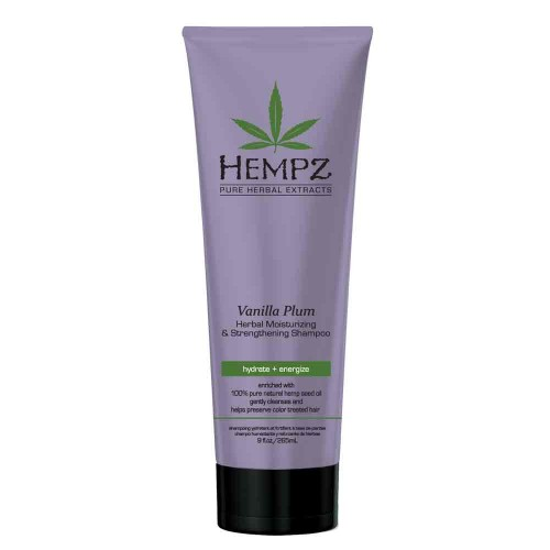 Hempz Vanilla Plum Moist & Strengh Shampoo 266 ml