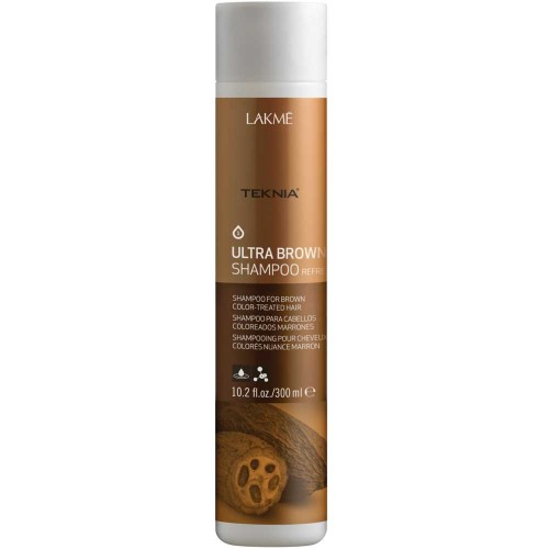 Lakme Teknia Ultra Brown Shampoo 300 ml