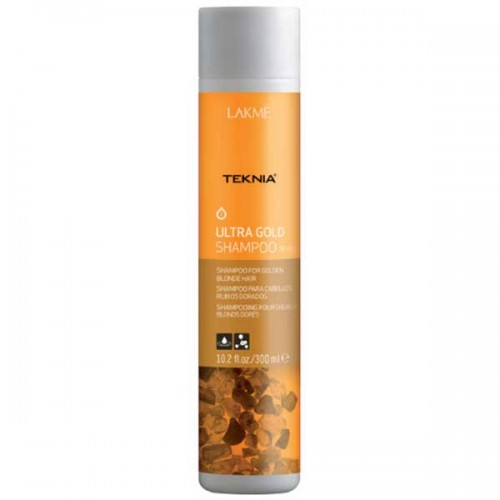 Lakme Teknia Ultra Gold Shampoo 300 ml