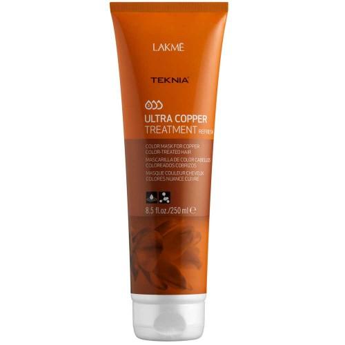 Lakme Teknia Ultra Copper Treatment 250 ml