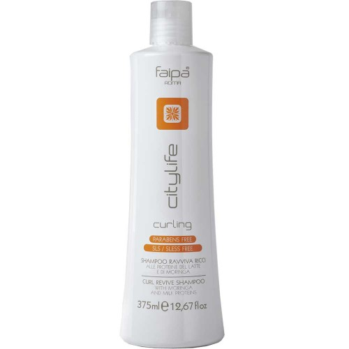 Faipa Citylife Curling Shampoo 375 ml