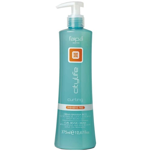 Faipa Citylife Curling Cream Leave In 375 ml
