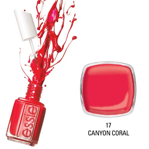 essie for Professionals Nagellack 17 Canyon Coral 13,5 ml