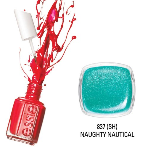 essie for Professionals Nagellack 837 Naughty Nautical 13,5 ml
