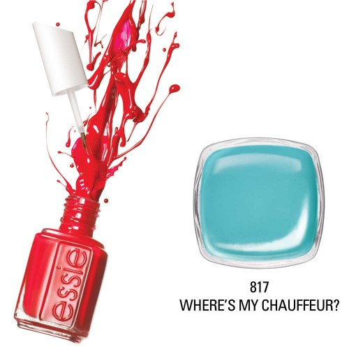 essie for Professionals Nagellack 818 Where's my chauffeur 13,5 ml