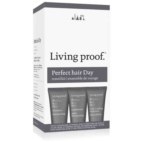 Living Proof Perfect Hair Day Travel Kit 3 x 60 ml