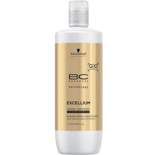 Schwarzkopf BC Bonacure Excellium Taming Shampoo 1000 ml