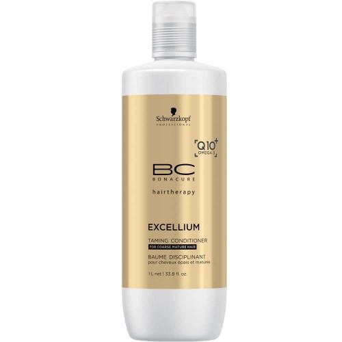 Schwarzkopf BC Bonacure Excellium Taming Conditioner 1000 ml
