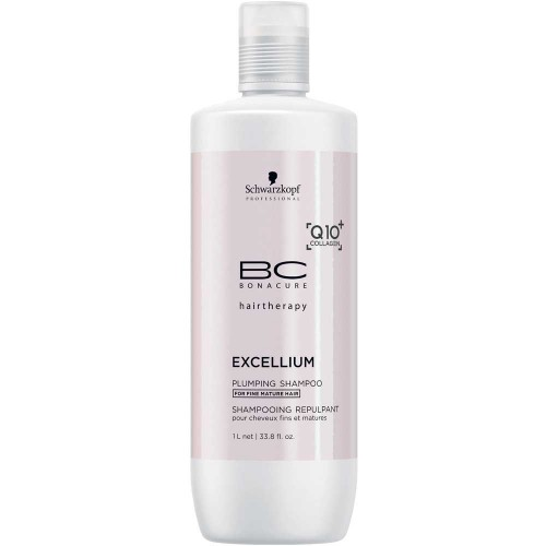 Schwarzkopf BC Bonacure Excellium Plumping Shampoo 1000 ml