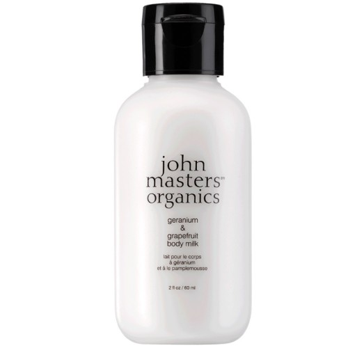 john masters organics MINI Body Milk Grapefruit & Geranium 60 ml