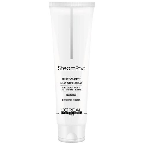 L'Oreal Steampod Crème für dickes Haar 150 ml