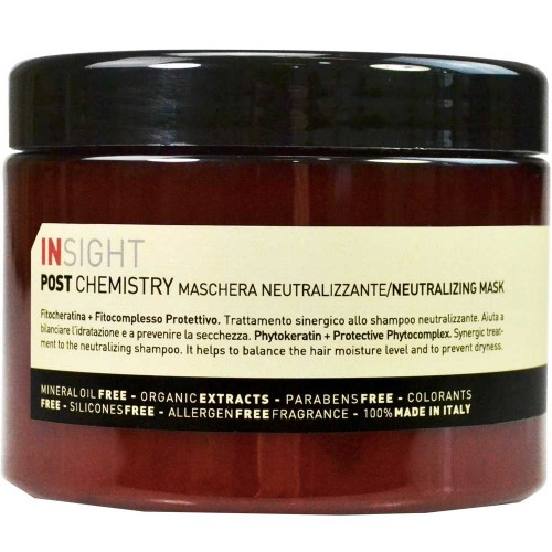 Insight Neutralizing Mask 500 ml