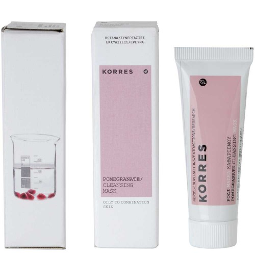 Korres Pomegranate Gesichtsmaske 16 ml