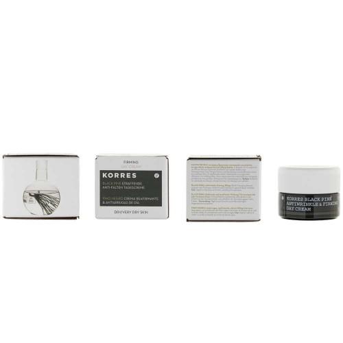 Korres Black Pine Anti-Falten Tagescreme 40 ml