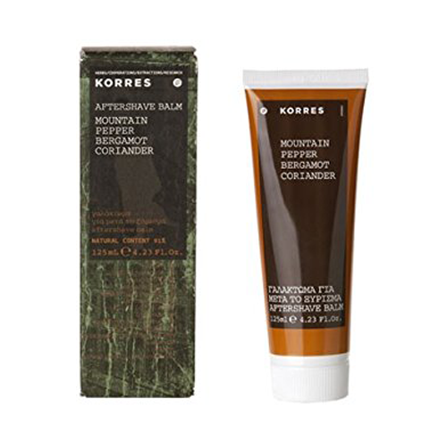 Korres Mountain Pepper Aftershave Balsam 125 ml