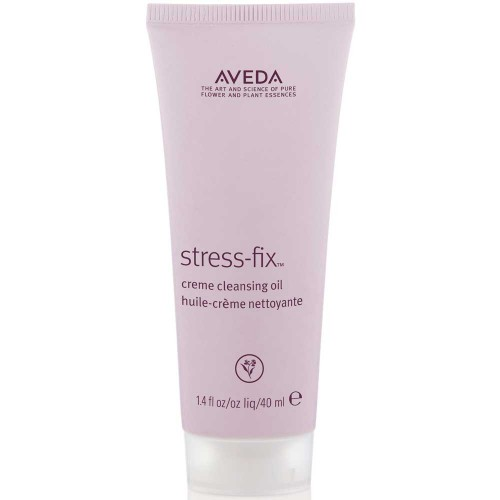 AVEDA Stress-Fix Crème Cleansing Oil 40 ml
