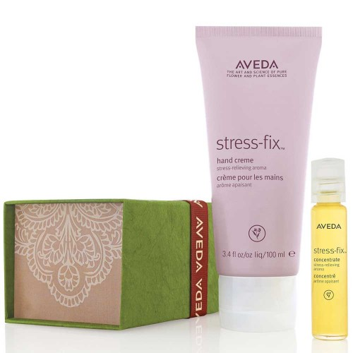 AVEDA A Gift To Relieve Stress For The Road