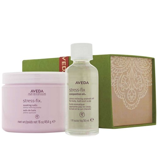 AVEDA A Quiet Retreat From Stress Is A Gift