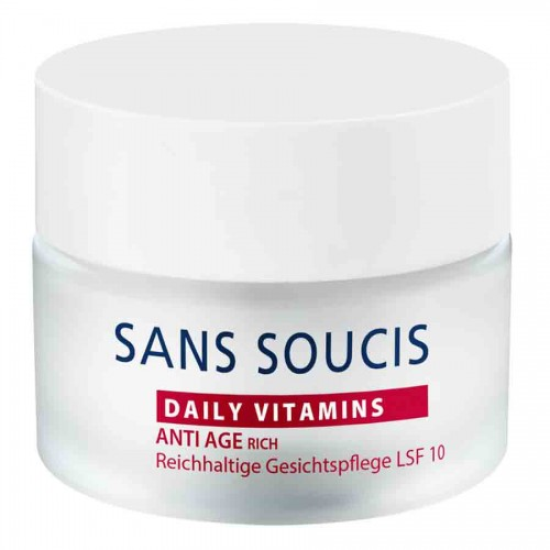 Sans Soucis Daily Vitamins Anti Age Rich 24h-Pflege 50 ml