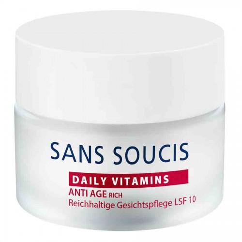 Sans Soucis Daily Vitamins Anti Age Rich 24h-Pflege 50 ml