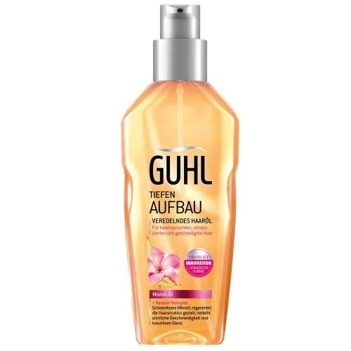 Guhl Tiefenaufbau Verwöhnendes Haar-Öl 100 ml