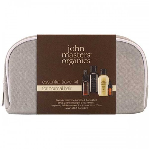 john masters organics Travel Kit normal hair