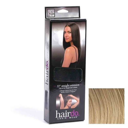 Hairdo Haarteil Clip in Straight Extension R14 Golden Wheat 55 cm