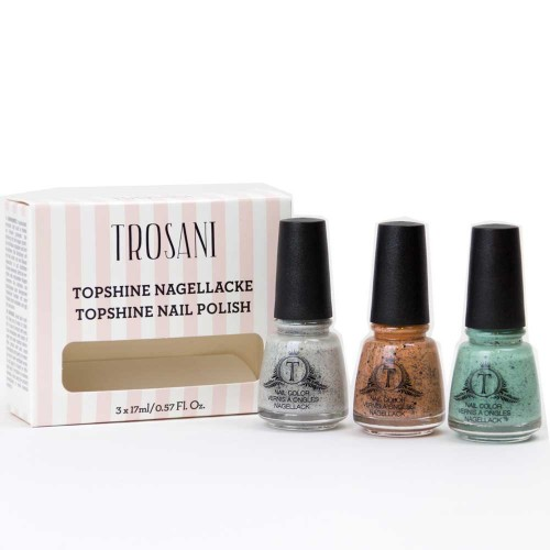 Trosani Sparkle Party Set 3 x 17 ml II