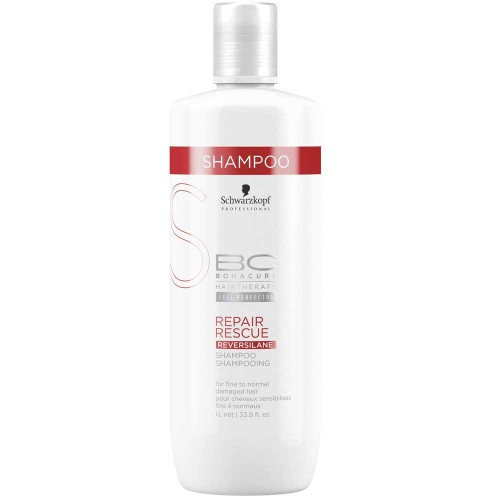 Schwarzkopf BC Bonacure Repair Rescue Reversilane Shampoo 1000 ml