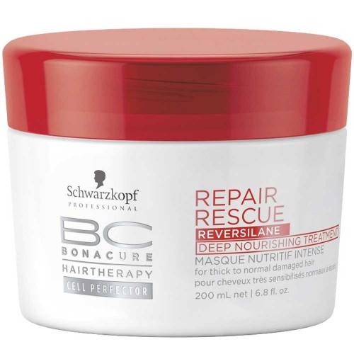 Schwarzkopf BC Bonacure Repair Rescue Reversilane Tiefenpflege-Kur 200 ml
