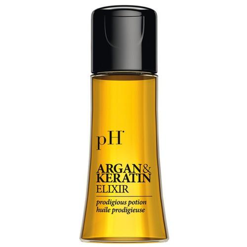pH Argan & Keratin Elixier 18 ml